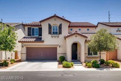 Single Family Home For Sale: 7828 Rhodora Peak Street
