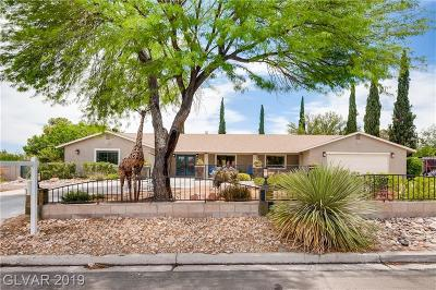 Section 10 Single Family Home For Sale: 7255 Eldora Avenue