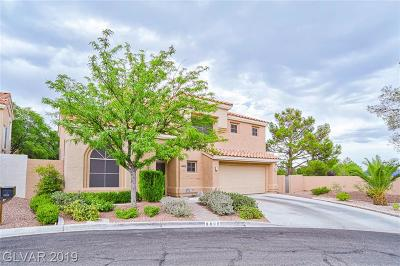 Clark County Single Family Home Sold: 8800 Valley Creek Drive