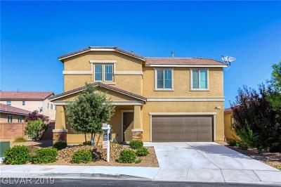 Single Family Home For Sale: 9627 Vital Crest Street