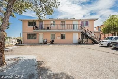 Henderson, Las Vegas Multi Family Home Under Contract - No Show: 2301 Pearson Court