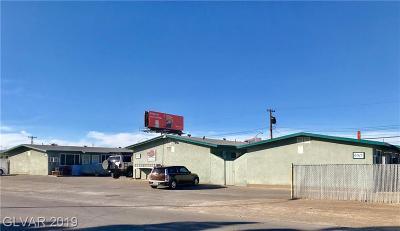Henderson Multi Family Home For Sale: 6009 Clark Street