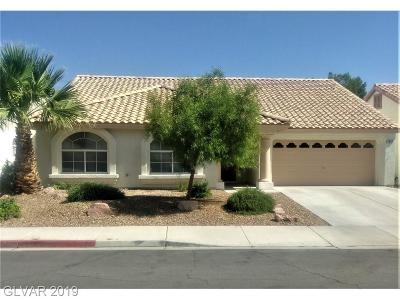 Green Valley South Single Family Home For Sale: 2450 Antler Point Drive