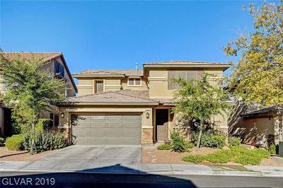 Las Vegas Single Family Home For Sale: 7042 Oakwood Pines Court