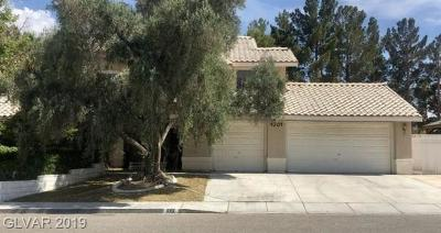Single Family Home For Auction: 1001 Red Hollow Drive