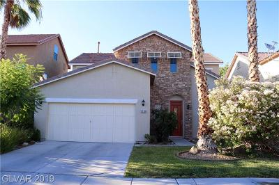 Henderson Single Family Home For Sale: 1210 Sonatina Drive