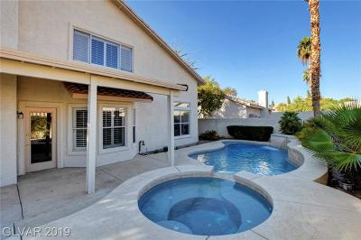 Green Valley South Single Family Home For Sale: 1921 Coralino Drive