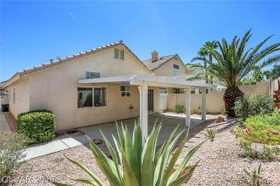 Las Vegas Single Family Home For Sale: 8322 Tribute Lane
