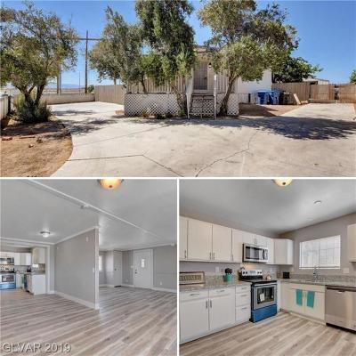 Las Vegas Manufactured Home For Sale: 6012 Carey Avenue