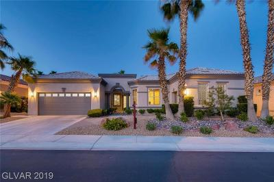 Las Vegas Single Family Home For Sale: 4546 Denaro Drive