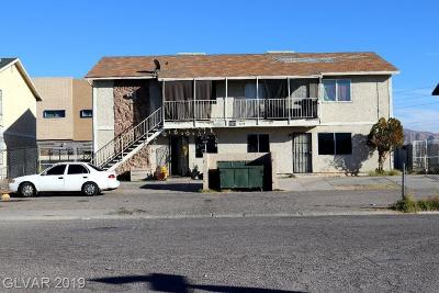 Henderson, Las Vegas Multi Family Home Under Contract - No Show: 4224 Vornsand Drive