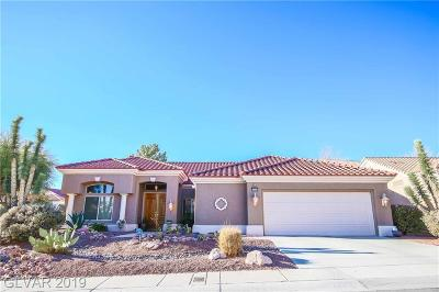 Las Vegas Single Family Home For Sale: 10701 Button Willow Drive