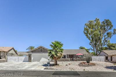 Las Vegas NV Single Family Home For Sale: $390,000