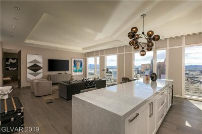 Resort Condo At Luxury Buildin High Rise For Sale: 3750 Las Vegas Boulevard #2903