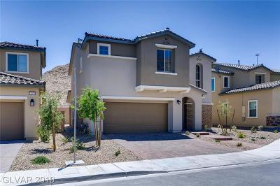 Las Vegas NV Single Family Home For Sale: $422,125