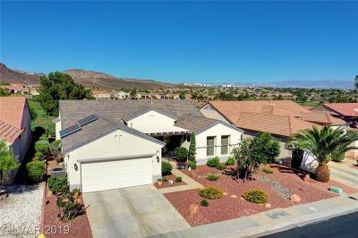 Sun City Macdonald Ranch Single Family Home For Sale: 587 Mountain Links Drive