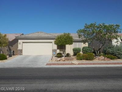 North Las Vegas Single Family Home For Sale: 7573 Widewing Drive