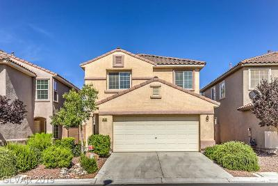 Las Vegas NV Single Family Home Under Contract - No Show: $292,500