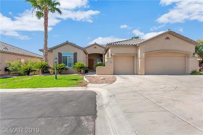 Las Vegas Single Family Home For Sale: 5659 Sunningdale Court