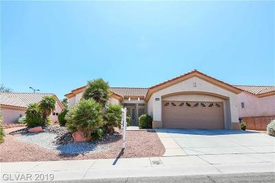 Las Vegas Single Family Home For Sale: 10121 Cresent Creek Drive