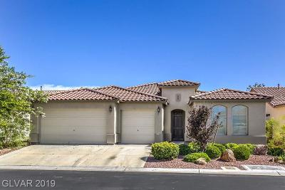 Las Vegas NV Single Family Home For Sale: $425,000