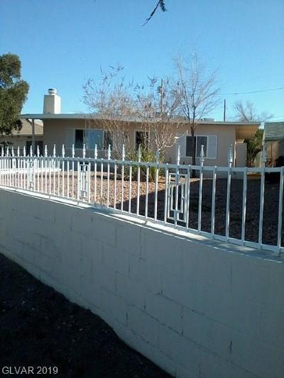 Henderson Single Family Home For Sale: 143 Victory Road