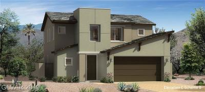 North Las Vegas Single Family Home For Sale: 324 Coldwell Station Road