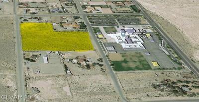 Las Vegas Residential Lots & Land For Sale: 0 Homestead