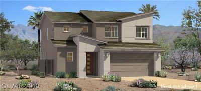 North Las Vegas Single Family Home For Sale: 328 Coldwell Station Road