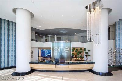 One Las Vegas, Loft 5, Palm Beach Resort, Manhattan Condo, Manhattan Condo Phase 2, Park Avenue Condo-Unit 1, Park Avenue Condo-Unit 2 Amd High Rise For Sale: 8255 Las Vegas Boulevard #119