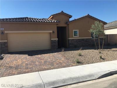 North Las Vegas Single Family Home For Sale: 129 Denette Lane