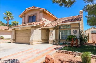 Green Valley South Single Family Home For Sale: 2802 Mora Court