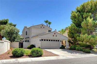 Henderson Single Family Home For Sale: 2078 Waverly Circle