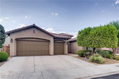 North Las Vegas Single Family Home For Sale: 3418 Singer Lane
