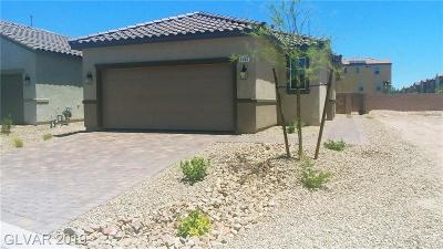 Las Vegas Single Family Home For Sale: 9580 Langden Brook Street