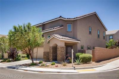 Clark County Single Family Home Sold: 8125 Fleeting Twilight Place