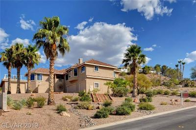 Boulder City Single Family Home For Sale: 1247 Tamarisk Lane