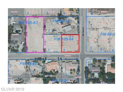 Centennial Hills Residential Lots & Land For Sale: 7008 Donald Nelson Avenue