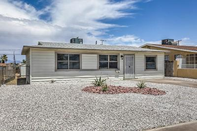 Henderson Single Family Home For Sale: 1316 Palm Street