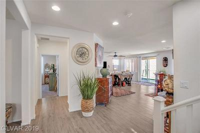 North Las Vegas Single Family Home For Sale: 812 Great Sky Court