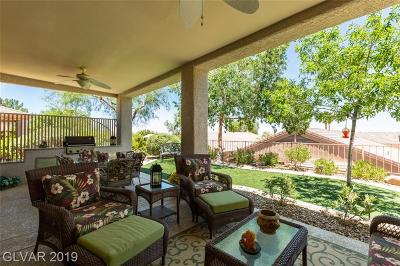 Henderson Single Family Home For Sale: 2026 High Mesa Drive