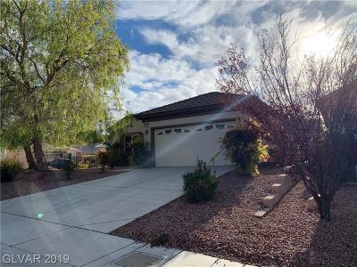 Single Family Home For Sale: 2593 Corvus Street