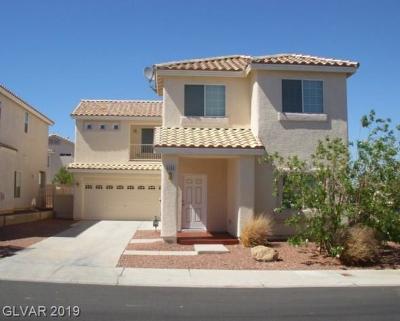 Las Vegas NV Single Family Home For Sale: $320,000