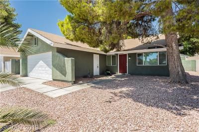 Henderson Single Family Home For Sale: 2359 Viewcrest Road