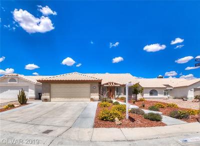 North Las Vegas Single Family Home For Sale: 2024 Twisted Oak Avenue
