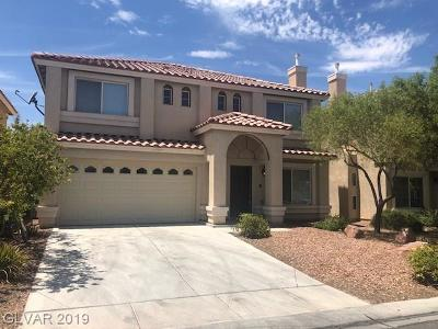 Single Family Home For Sale: 10607 Salmon Leap Street