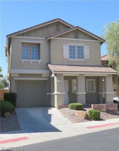 Henderson Single Family Home For Sale: 1137 Paradise Vista Drive