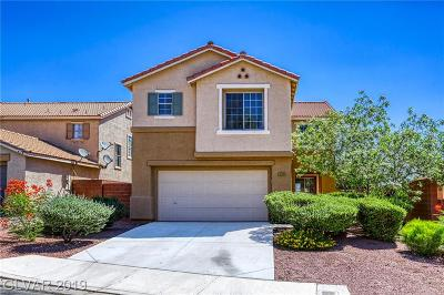 Las Vegas, Henderson Single Family Home For Sale: 1616 Blooming Rose Street