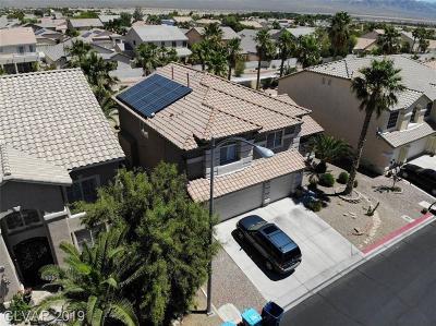 Las Vegas Single Family Home For Sale: 8504 Vivid Violet Avenue