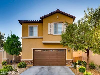Las Vegas Single Family Home For Sale: 4933 Mountain Pepper Drive